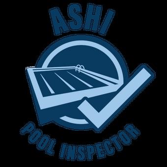 ASHI Pool Inspector Badge
